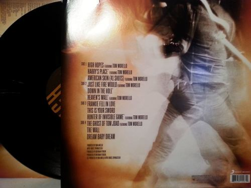 Lp Vinil + Cd Bruce Springsteen High Hopes
