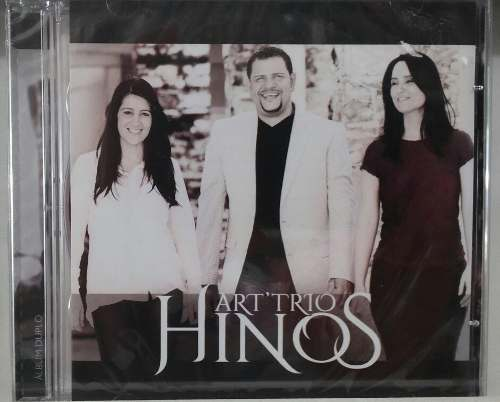 Cd Art Trio Hinos