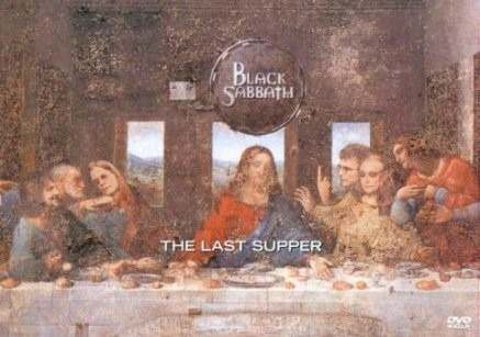 Dvd Black Sabbath The Last Supper