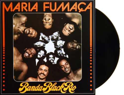 Lp Vinil Banda Black Rio Maria Fumaça