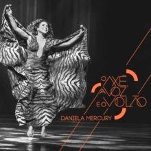 Cd Daniela Mercury O Axe A Voz E O Violão