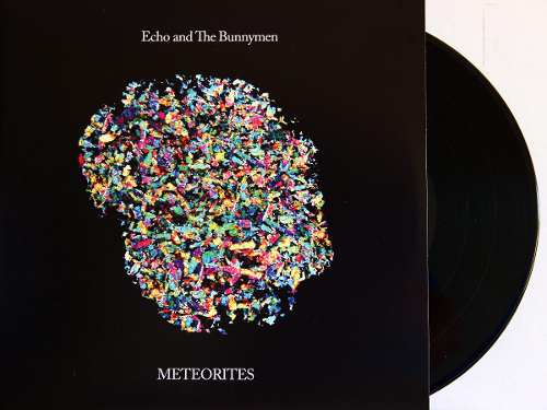 Lp Vinil + Cd Echo And The Bunnymen Meteorites