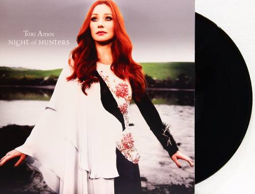 Lp Vinil Tori Amos Night Of Hunters