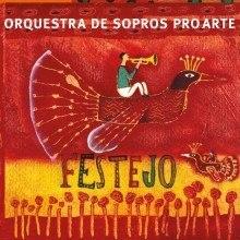 Cd Orquestra De Sopros Pro Arte Festejo