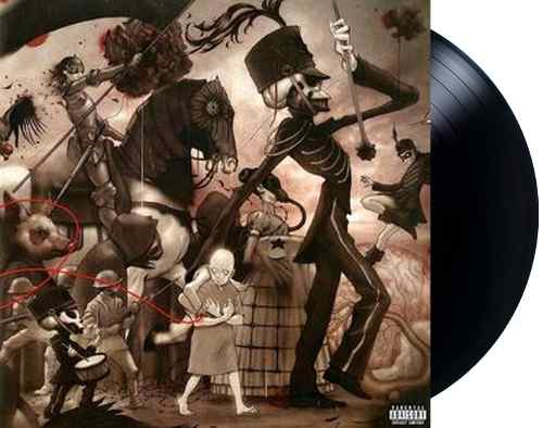 Lp Vinil My Chemical Romance The Black Parade