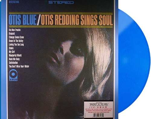 Lp Vinil Otis Blue Otis Reading Sings Soul
