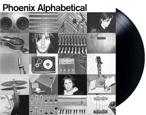 Lp Vinil Phoenix Alphabetical