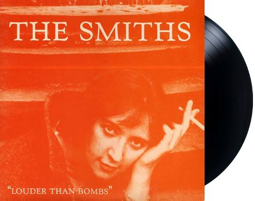Lp The Smiths Louder Than Bombs