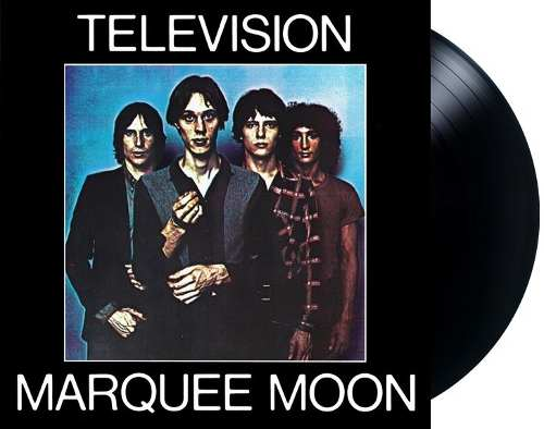 Lp Vinil Television Marquee Moon