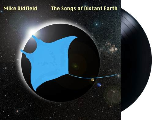 Lp Vinil Mike Oldfield The Songs Of Distant Earth