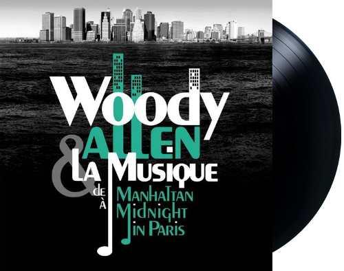 Lp Vinil Woody Allen De Manhattan A Midnight In Paris