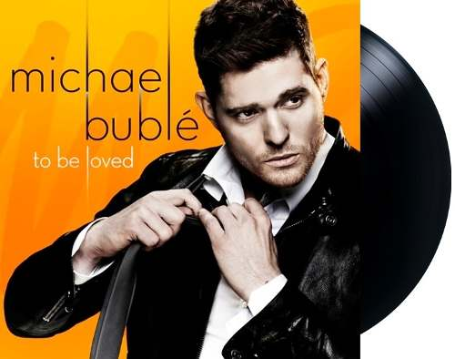 Lp Vinil Michel Buble To Be Loved
