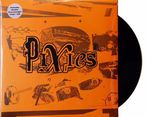 Lp Vinil + Cd Pixies Indie Cindy