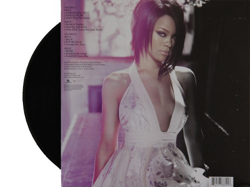 Lp Rihanna Good Girl Gone Bad