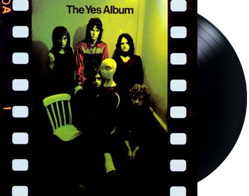 Lp Yes The Yes Album