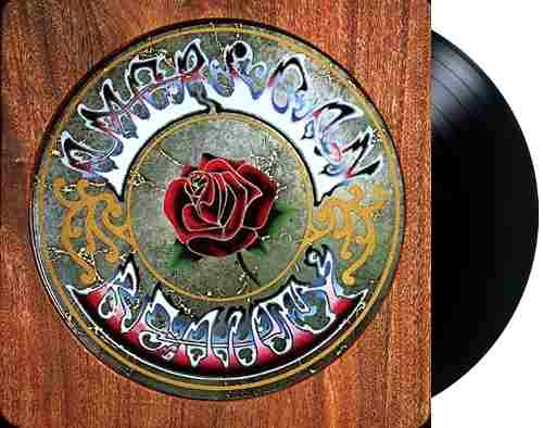 Lp Vinil Grateful Dead American Beauty