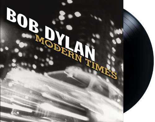 Lp Vinil Bob Dylan Modern Times