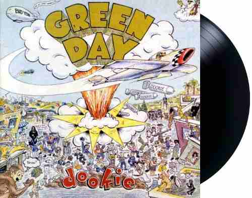 Lp Vinil Green Day Dookie