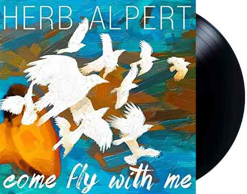 Lp Vinil Herb Alpert Come Fly With Me
