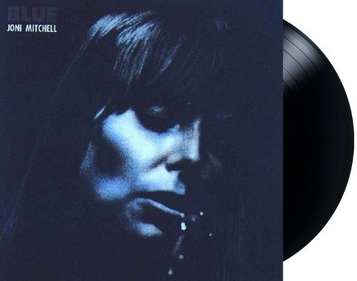 Lp Vinil Joni Mitchell Blue