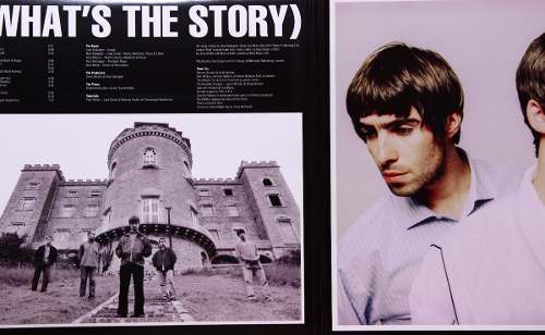 Lp Oasis Whats The Story Morning Glory