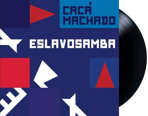 Lp Vinil Caca Machado Eslavosamba