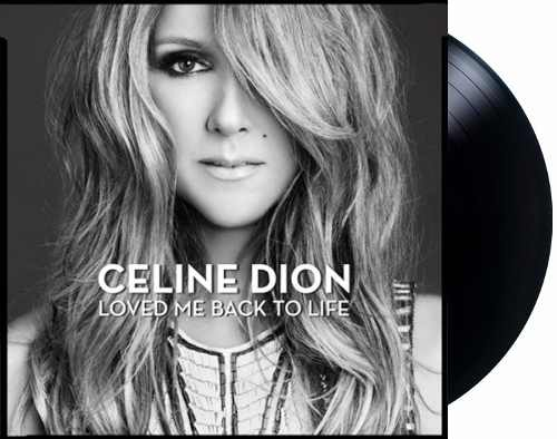 Lp Vinil Celine Dion Loved Me Back To My Life