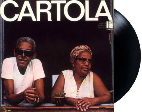 Lp Vinil Cartola 1976