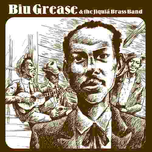Lp Vinil Compacto Biu Grease & The Jiquiá Brass Band