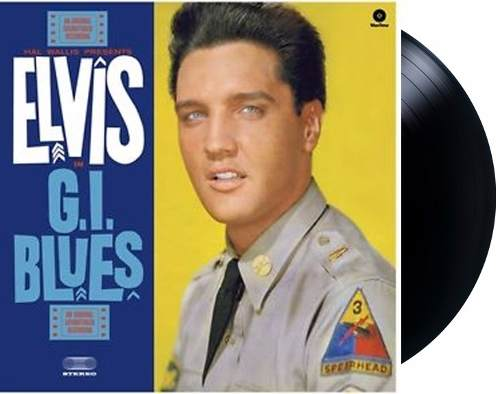 Lp Vinil Elvis Presley G.I. Blues