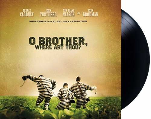 Lp Trilha Sonora O Brother, Where Art Thou?