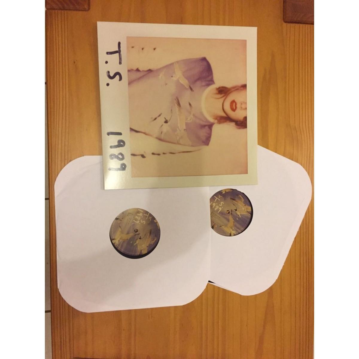 Lp Vinil Taylor Swift T.S. 1989 SOMENTE DISCO 2
