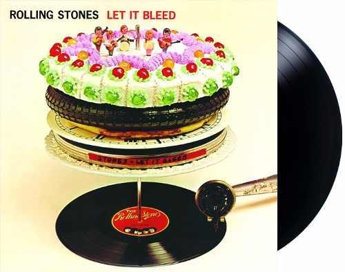 Lp Vinil The Rolling Stones Let It Bleed Mono