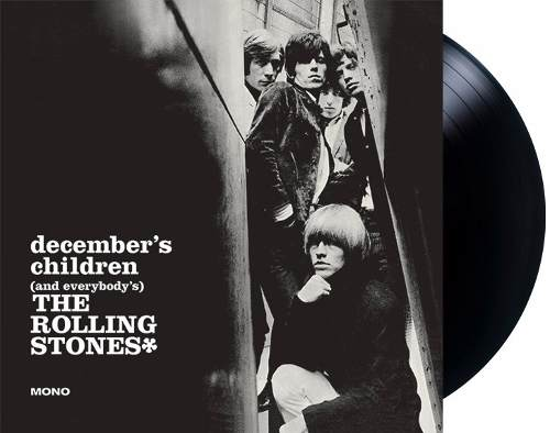 Lp Vinil The Rolling Stones December's Children Mono