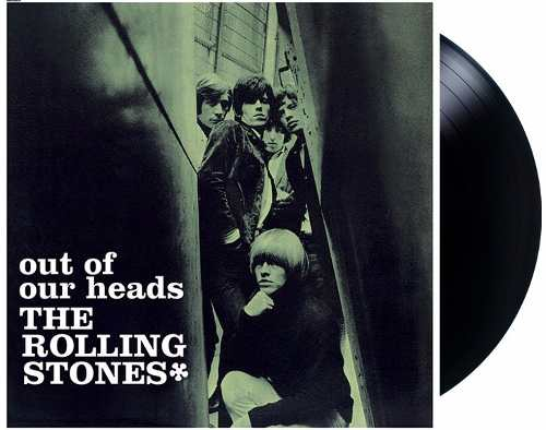 Lp Vinil The Rolling Stones Out Of Our Heads UK Mono