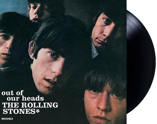 Lp Vinil The Rolling Stones Out Of Our Heads Us Mono