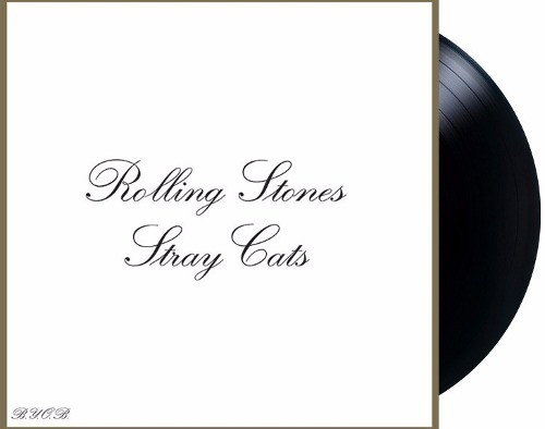 Lp Vinil The Rolling Stones Stray Cats Mono