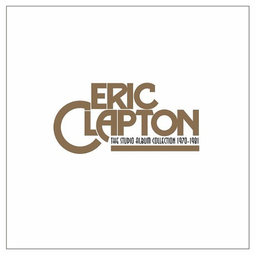 Lp Vinil Box Set Eric Clapton The Studio Album Collection