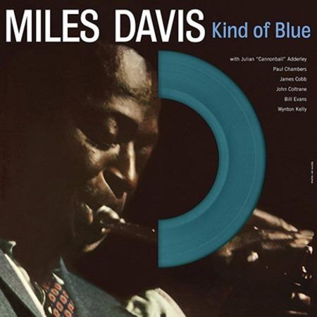 Lp Vinil Miles Davis Kind Of Blue