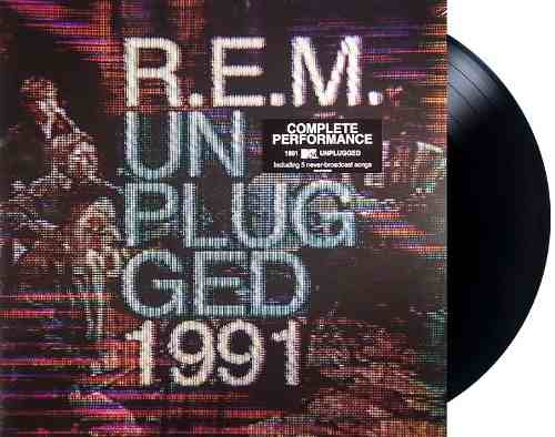 Lp R.E.M. Unplugged 1991