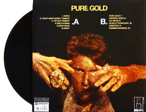 Lp Vinil Boss In Drama Pure Gold