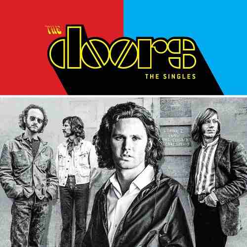 Cd The Doors The Singles