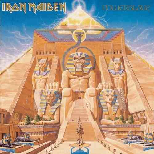 Cd Iron Maiden Powerslave