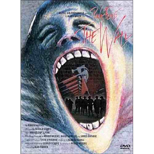 Dvd Pink Floyd The Wall