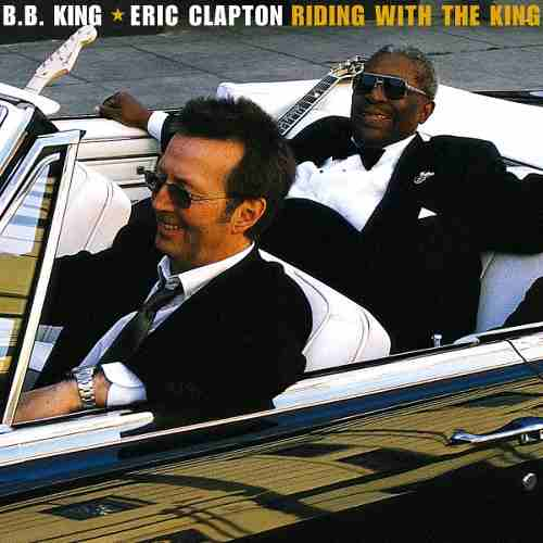Cd Bb King & Eric Clapton Riding With The King