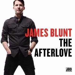 Cd James Blunt The Afterlove