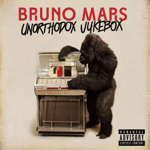 Cd Bruno Mars Unorthodox Jukebox