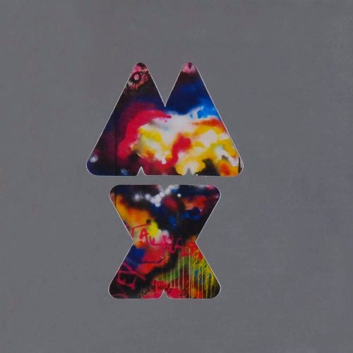 Cd Coldplay Mylo Xyloto