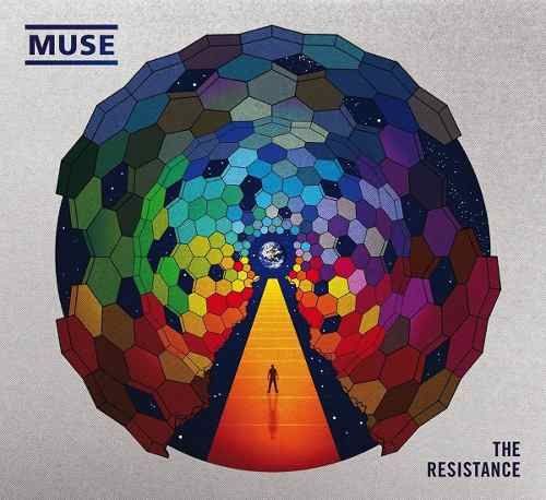 Cd Muse The Resistance