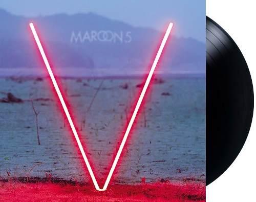 Lp Maroon 5 V